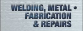 Welding, Metal, Fabrication & Repairs